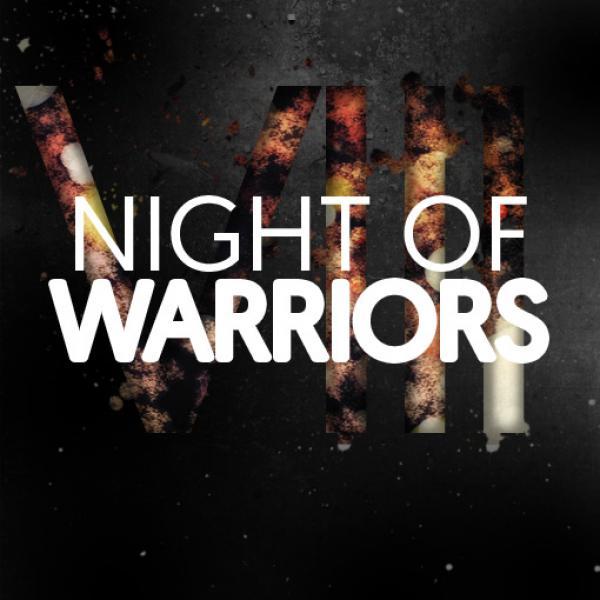 Soutěž o vstupenky na Galavečer Night of Warriors - ukončená