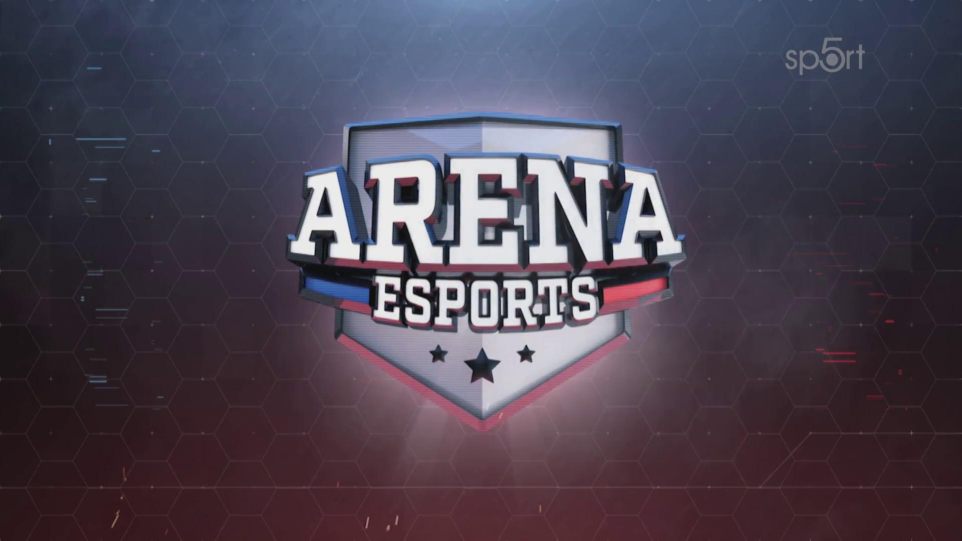 Nový magazín ze světa elektronického sportu Arena eSports od března na SPORT 5!