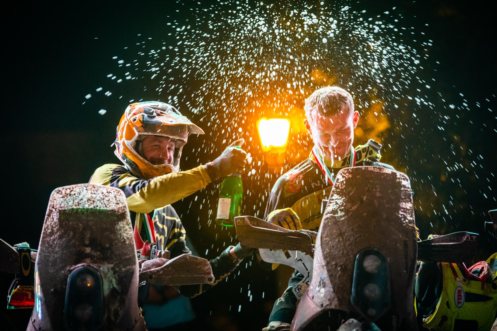 Jan Brabec čtvrtý vMS dálkových rally. Motokrosař propadl Dakaru