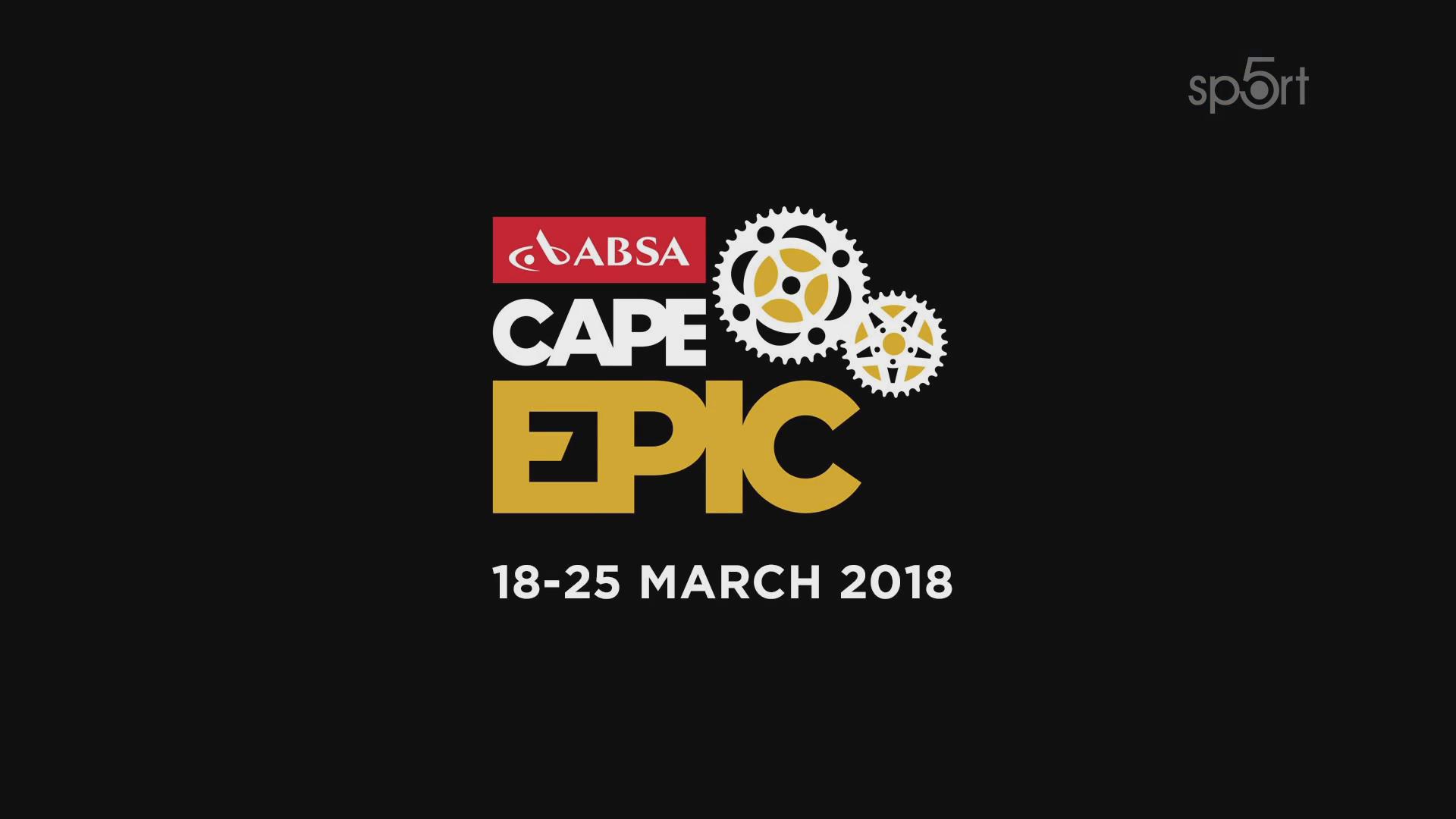 Jubilejní patnáctý ročník CAPE EPIC znovu na SPORT 5! Těšit se můžete na sestřihy a přenos z poslední etapy.