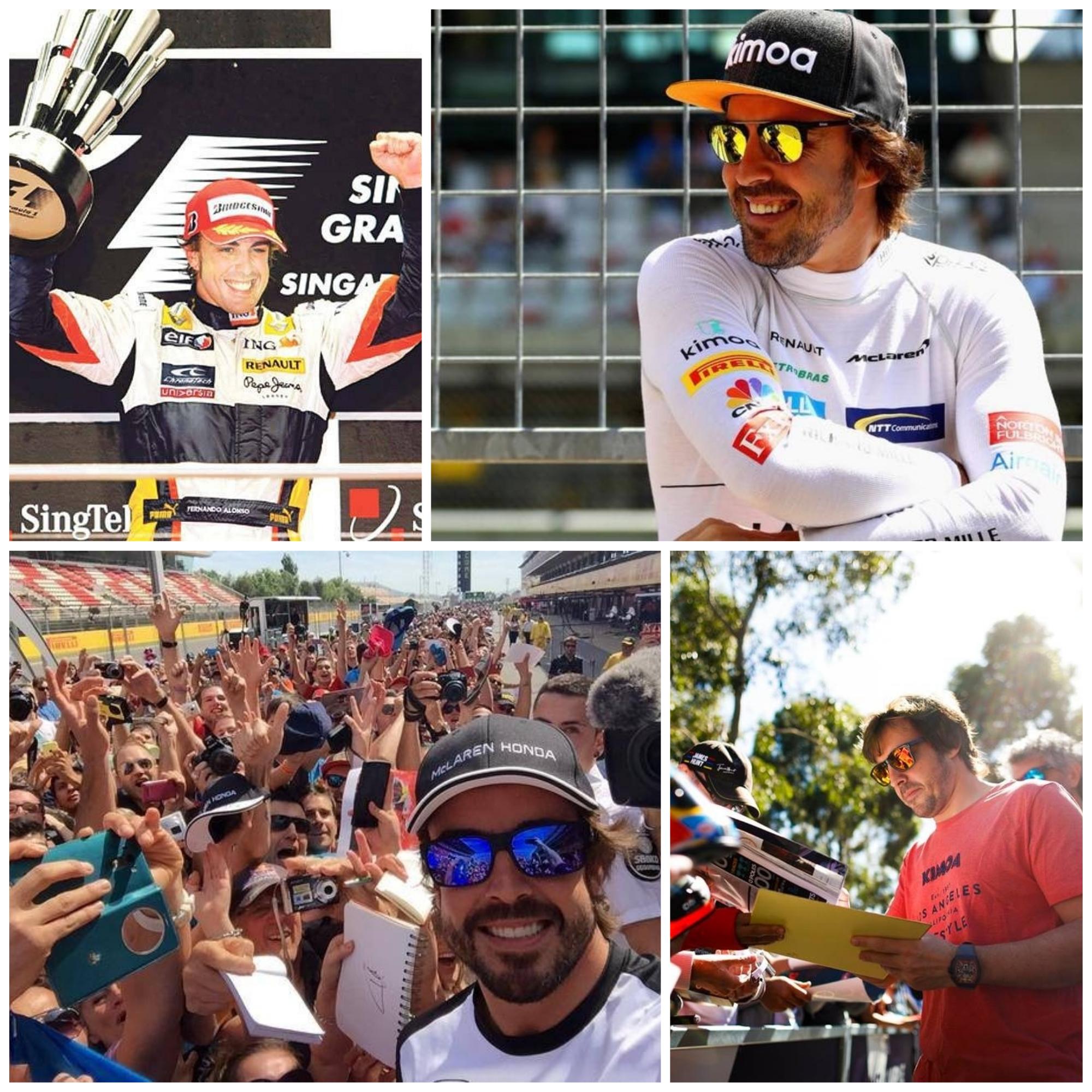 Proč slavil Fernando Alonso na GP Maďarska hned dvakrát?