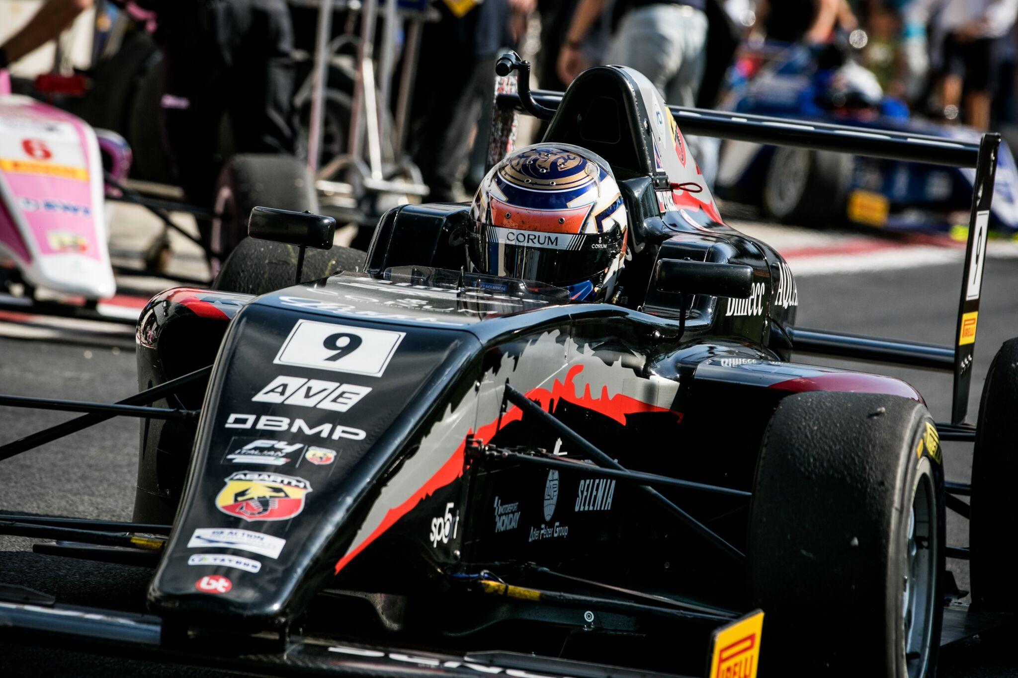 Poslední závod italské F4: Ptáček junior se těší, titul nejlepšího nováčka už má v kapse