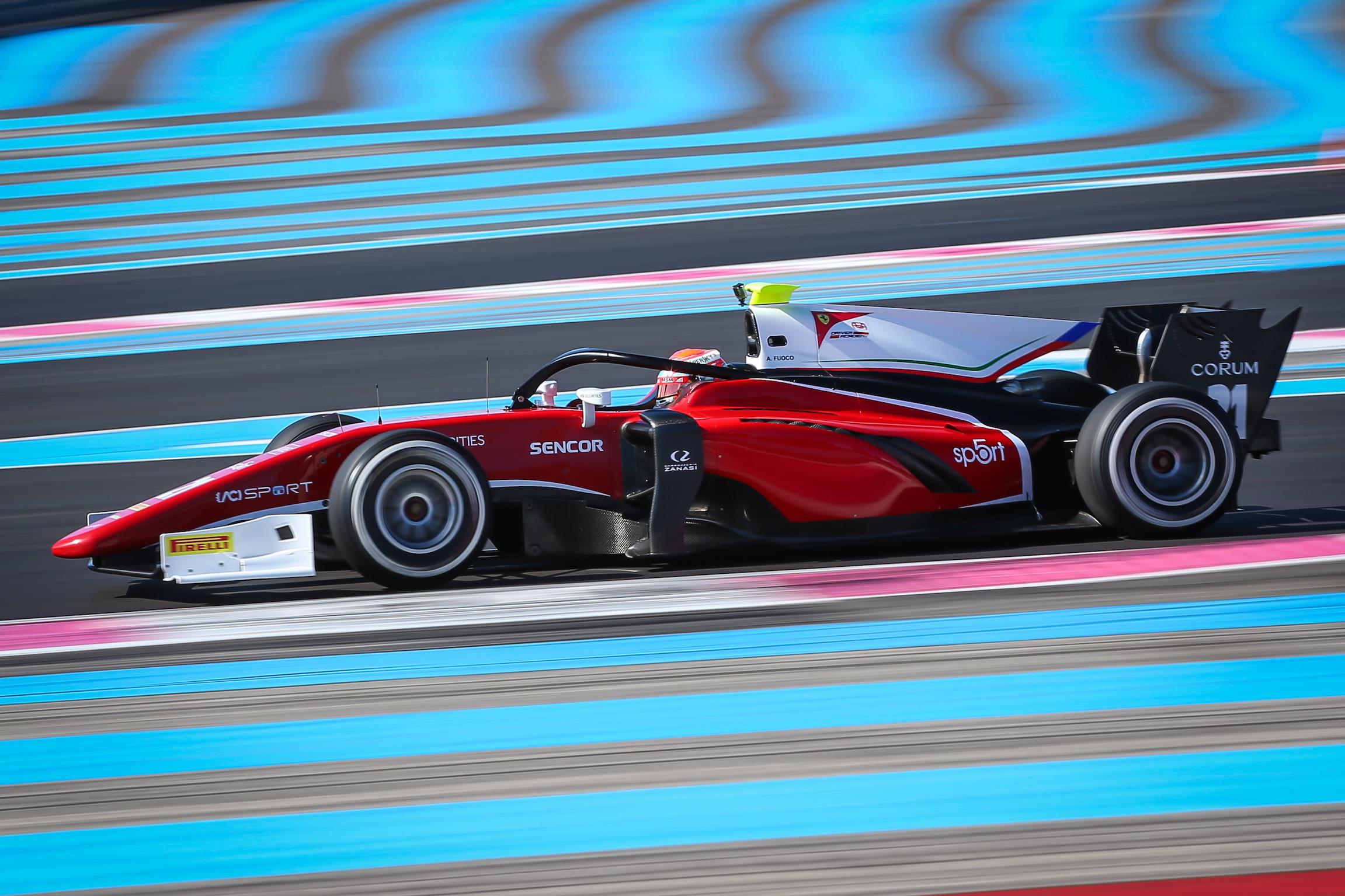 Charouzův tým má za sebou první testy před sezónou v F2: Vůz s logem SPORT 5 šlape parádně a očekávaní jsou velká