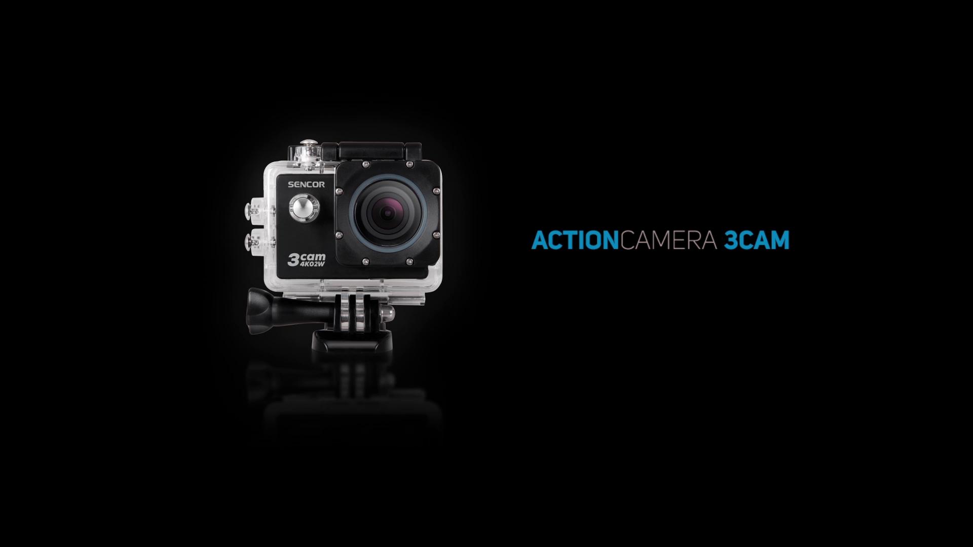 Na další akční kameru Sencor se může těšit Karolína Ž. z Roztok u Prahy. Soutěžte také!