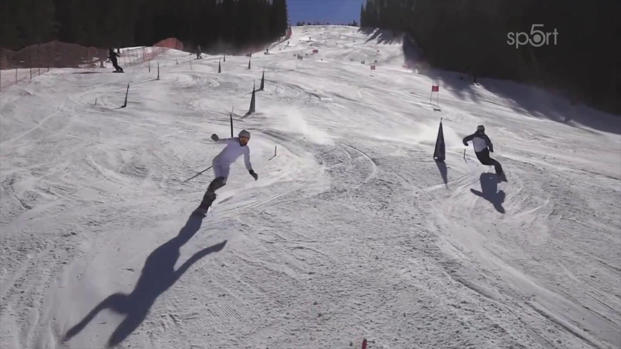 Malá ochutnávka. Světová šampionka ve snowboardingu Ester Ledecká v ZÓNĚ 5